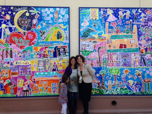The Mural Project at Juan Cabrillo Elementary