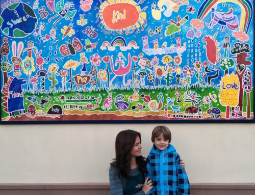 Kindness Mural Unveiling
