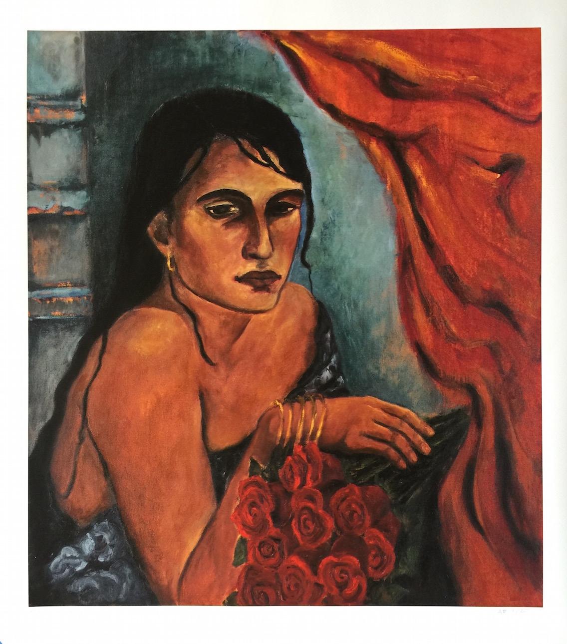 Mary Magdalene Print